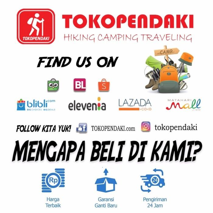 Tenda Camping Java 6 Great Outdoor Kap 6-8 Orang Double Layer Kanopi