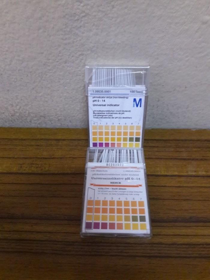 80 buah Telp 1-14 rentang universal penuh kertas strip uji urin penguji baru (
