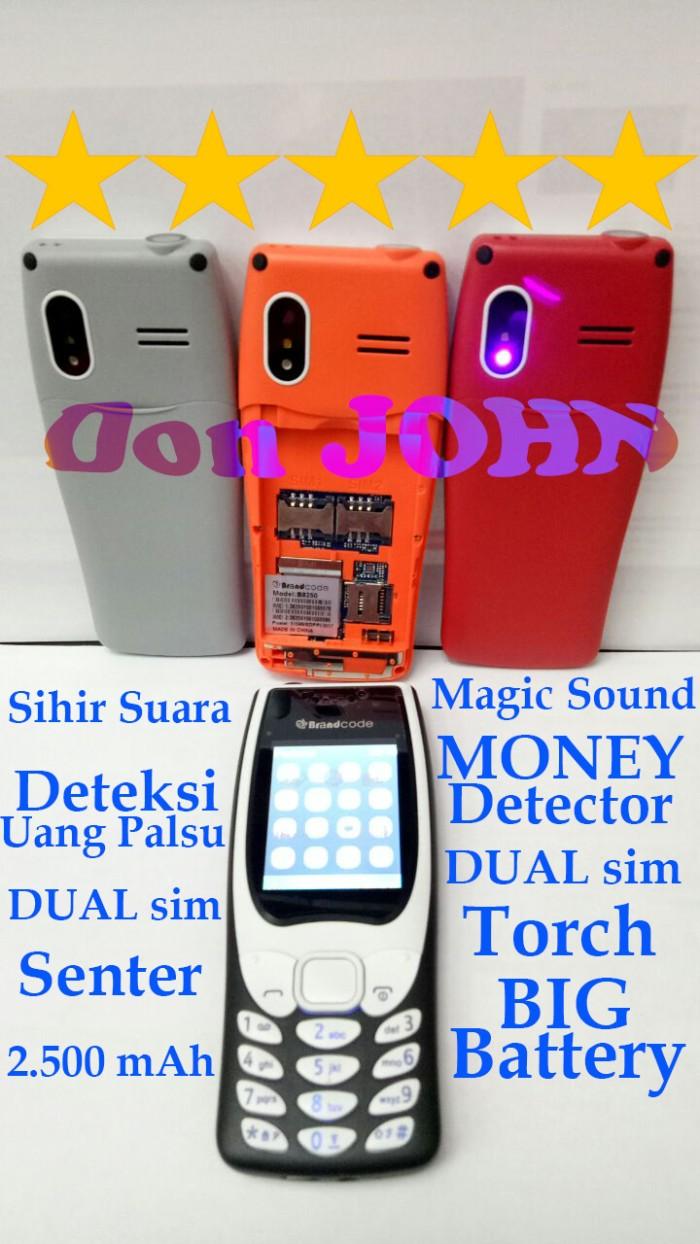 harga Brandcode b8250 hp magic sound money detector Tokopedia.com