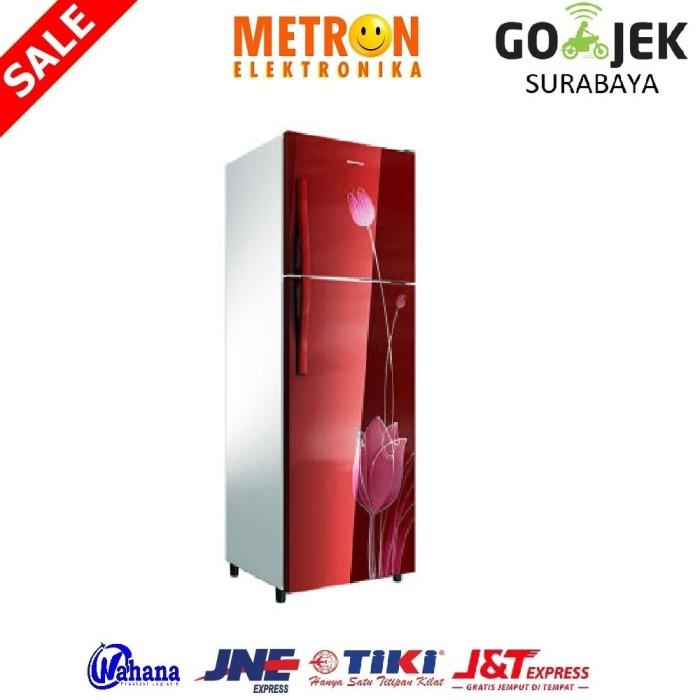 harga Polytron prm-21 str kulkas 2 pintu 210 liter / prm21str Tokopedia.com