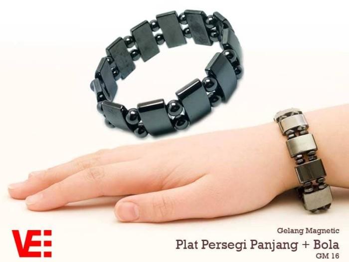 Beli Bola Terapi Store Marwanto606 Source · Vee gelang terapi kesehatan magnet model plat bola gm16