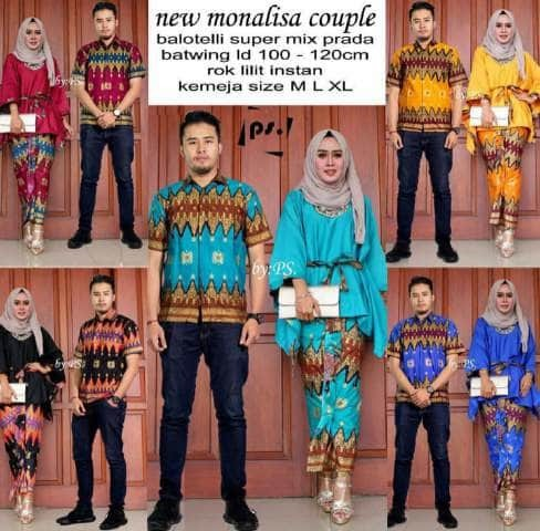 Cheap Jaket Chain Coksu Daftar Harga Terlengkap Indonesia Source · baju batik couple muslim stelan new