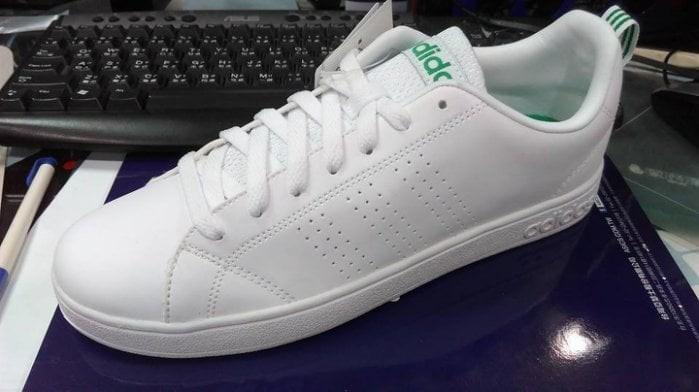 harga Adidas neo advantage clean white green original sneaker for women Tokopedia.com