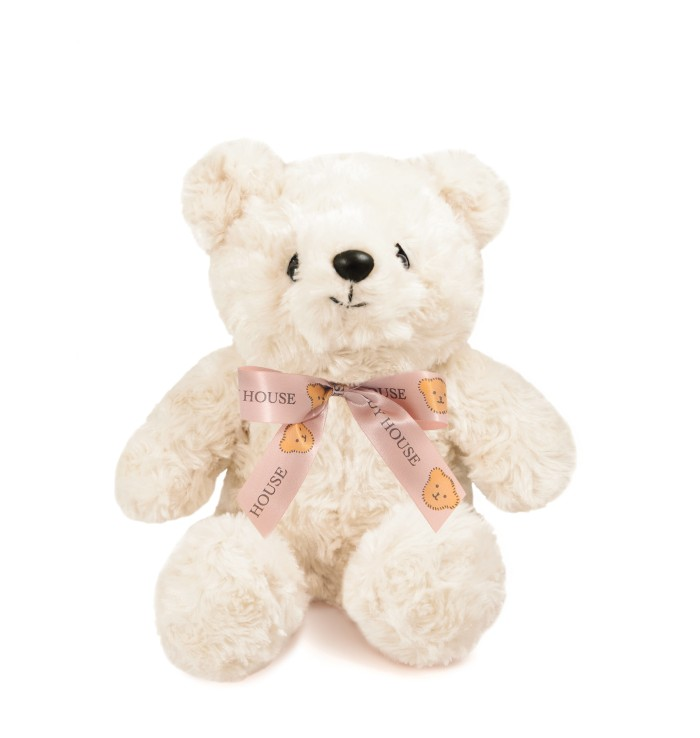 harga Teddy house boneka teddy bear marties bear 14 - ivory Tokopedia.com