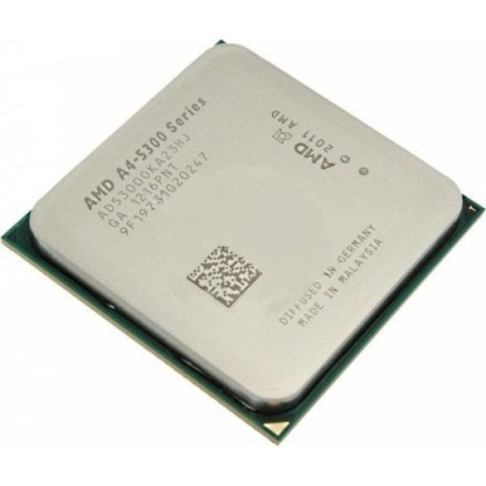 Jual AMD A4 5300 3 4GHz Socket FM2 65W APU (CPU + GPU) AMD Radeon HD 7480D  - Kota Surabaya - asmyra | Tokopedia