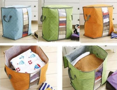 Foto Produk New Storage Bag Storage Box Tempat Pakaian dari Rasya-collection
