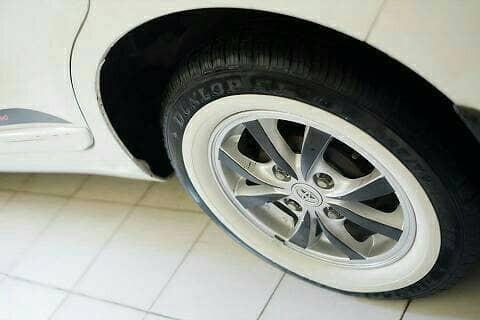 harga Lis ban mobil / white wall wheels merk atlas - r14 r15 r16 - murah Tokopedia.com