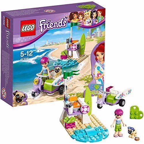 Jual Lego Friends 41306 Mias Beach Scooter Set Mia Friend Surfer