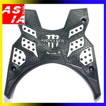 harga Aksesoris karpet monster honda beat fi silver variasi racing motor Tokopedia.com