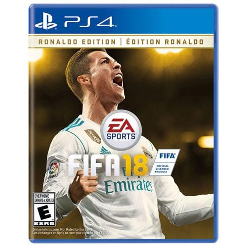 harga Fifa 18 ronaldo edition (reg 1) Tokopedia.com