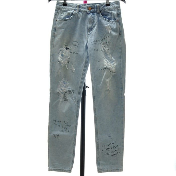 Foto Produk Celana Panjang Perempuan/Celana Panjang Jeans/STRADIVARIUS-Size 34 dari Sweet Alison