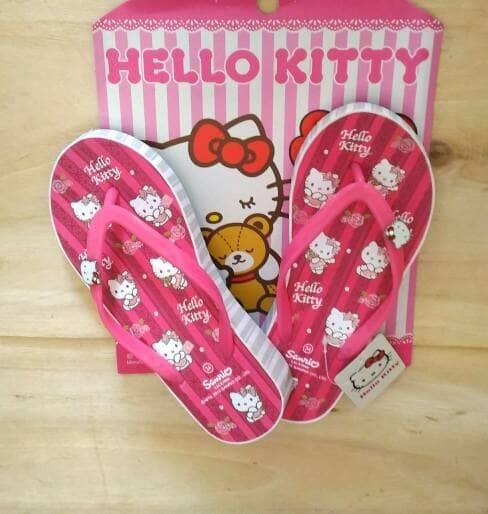 Hello Kitty Anak Anak Sepatu Anak Perempuan Sandal Dan Sandal ... 9e13702880