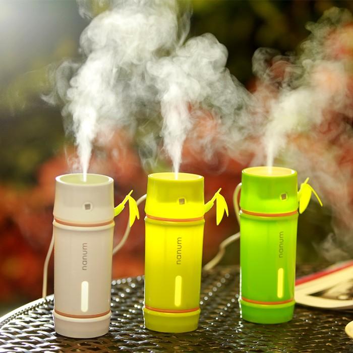 ... Air Mist Fragrance Aromatherapy Oils Aroma. Source · harga Nanum usb bamboo shape 7 colors humidifier aroma diffuser - 130ml Tokopedia.com