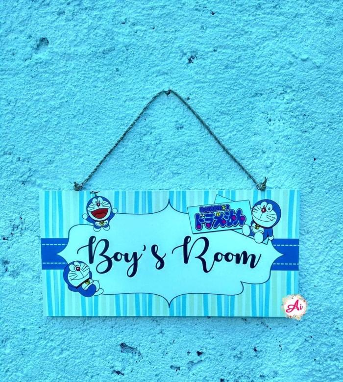 harga Wall decor l hiasan dekorasi rumah shabby: boy's room Tokopedia.com