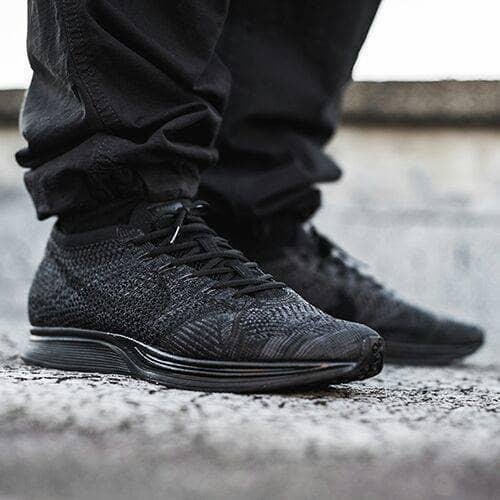 Jual Sepatu Nike Flyknit Racer Triple Black Premium Original ... c1dbc09d54