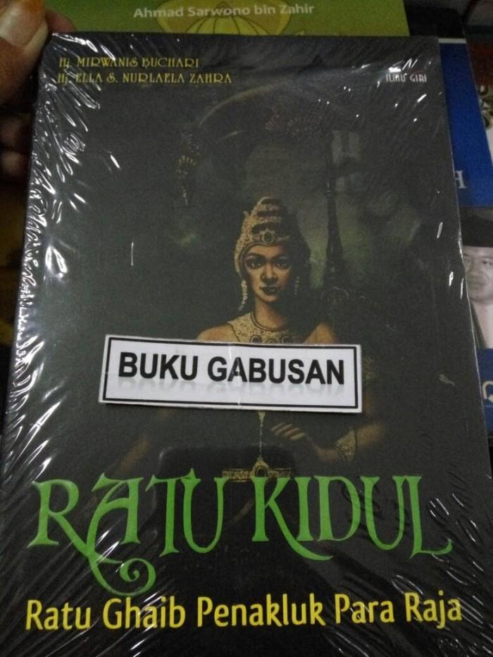 harga Buku ratu kidul ratu ghaib penakluk para raja - mirwanis buchari ar Tokopedia.com