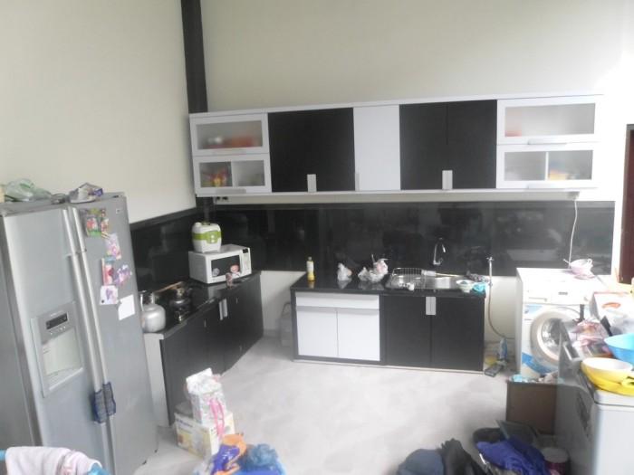 Jual Kitchen Set Hitam Putih Monokrom Furniture Semarang Furniture