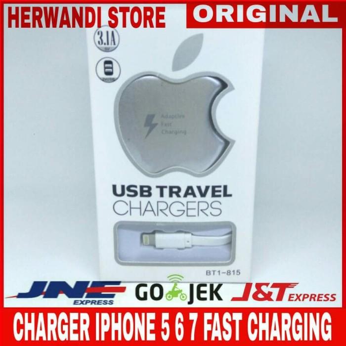 harga Charger iphone 5 5s 5g 6 6s 6+ ipod4 ipad mini original oc Tokopedia.com