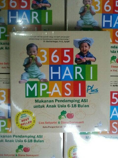 harga 365 hari mp-as- makanan pendamping asi untuk anak usia 6-18 bulan Tokopedia.com