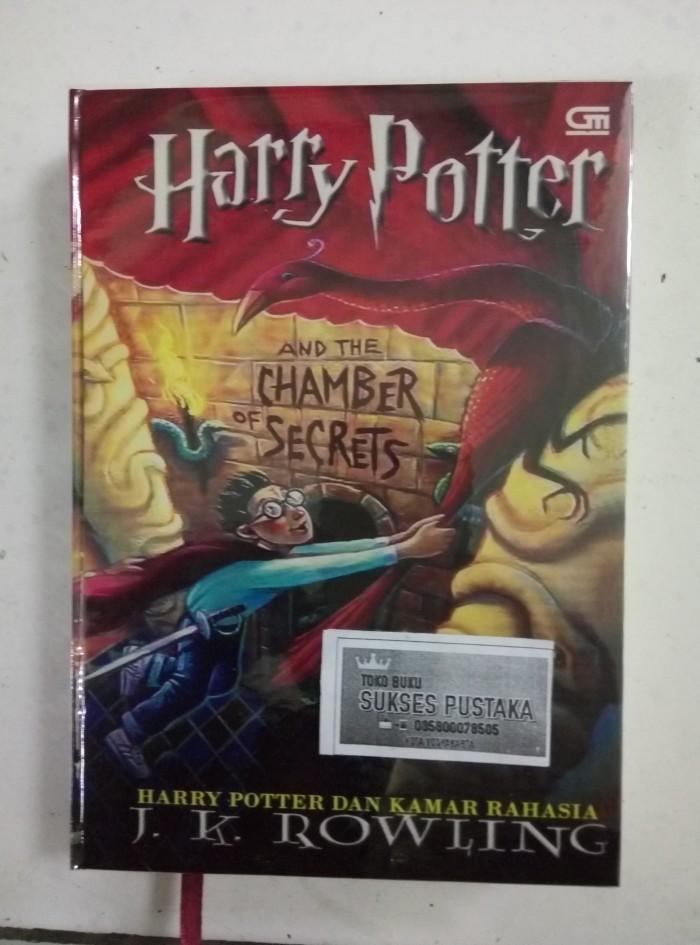 harga Harry potter jilid 2 kamar rahasia  hard cover Tokopedia.com