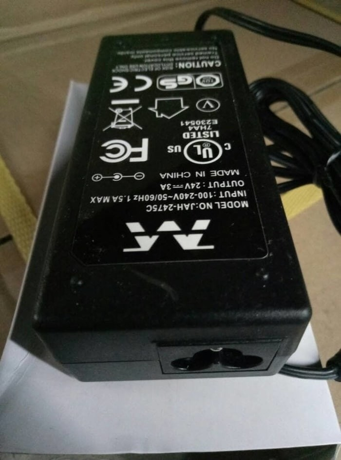 harga Adaptor 24 volt 3 ampere adaptor mikrotik Tokopedia.com