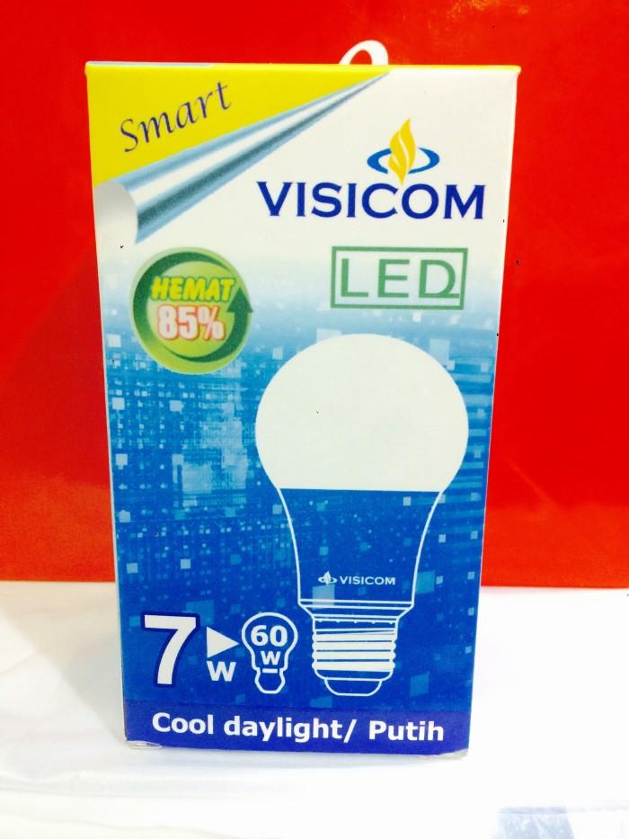 Lampu led visicom smart 7 watt