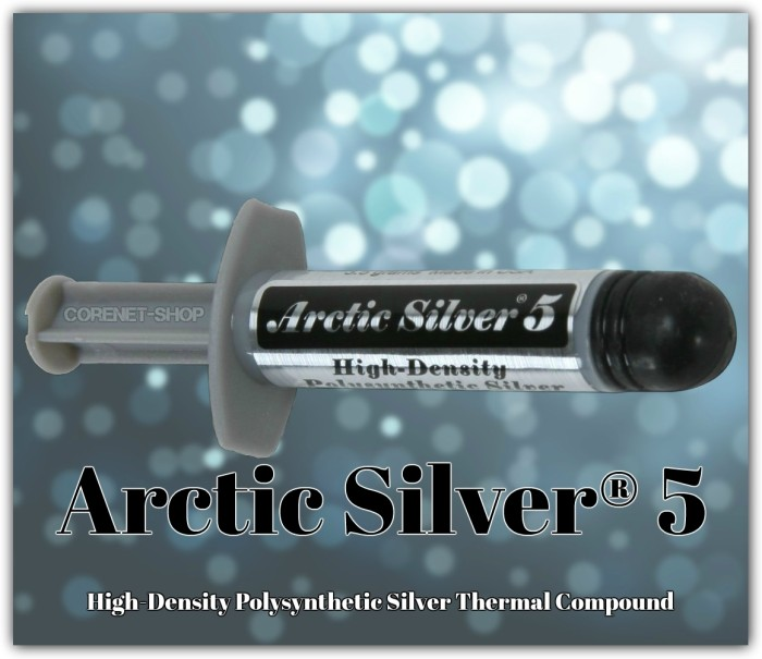 harga Thermal Paste Pasta Compound Arctic Silver 5 As5 3,5gr Tokopedia.com