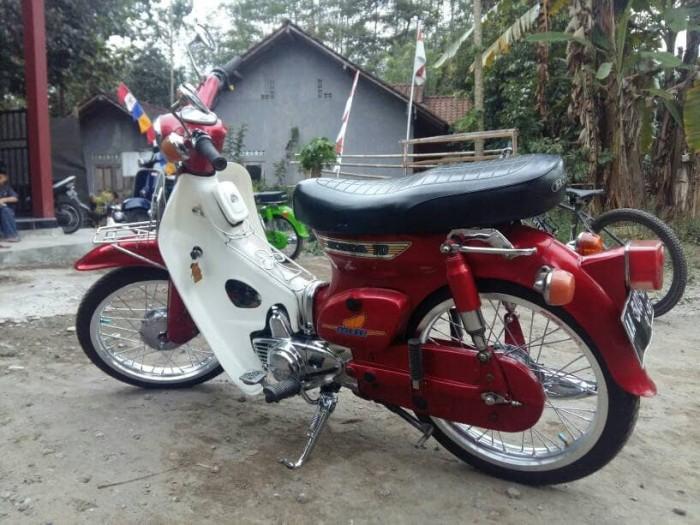 Jual Honda C70 Pitung Toko A K U Tokopedia