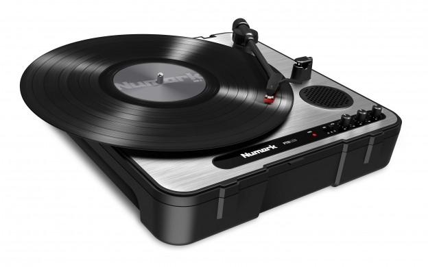 harga Numark pt01 usb portable vinyl-archiving turntable Tokopedia.com