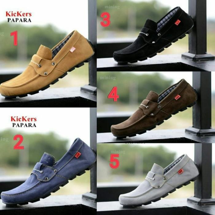 Jual sepatu kickers papara pria sepatu keren harga murah model ... 09a76156d7