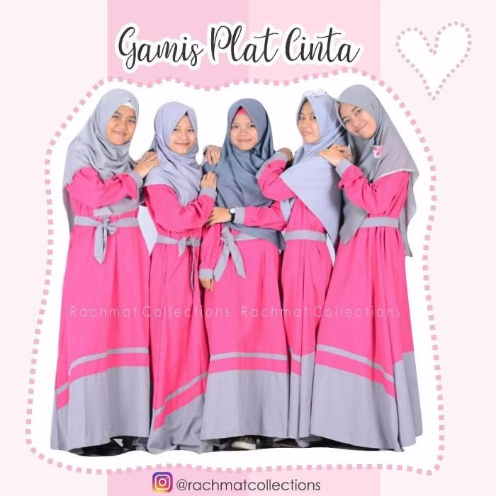Jual Gamis Dress Pakaian Muslimah Syar I Baju Wanita Perempuan Remaja Kab Cianjur Rahmat Collections Tokopedia