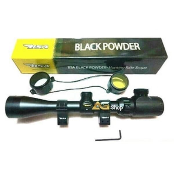 harga Tele scope bsa 3-9x40 rgb ( teleskop / teropong senapan 3-9x40rgb ) Tokopedia.com