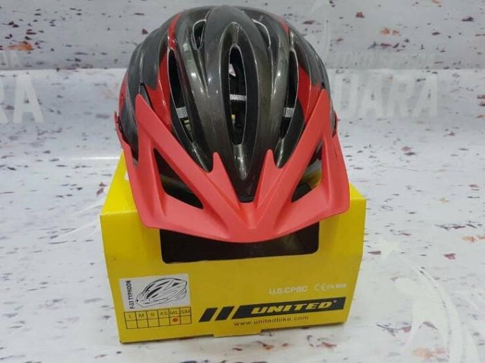 harga Helmet united f-38 ori helem sepeda Tokopedia.com