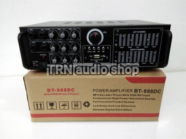 harga Ampli amplifier mixer betavi bt988dc bt 988dc Tokopedia.com