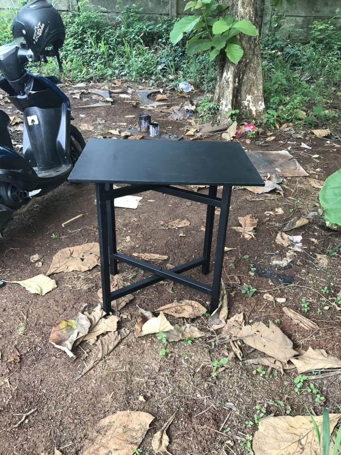 Meja lipat unik murah