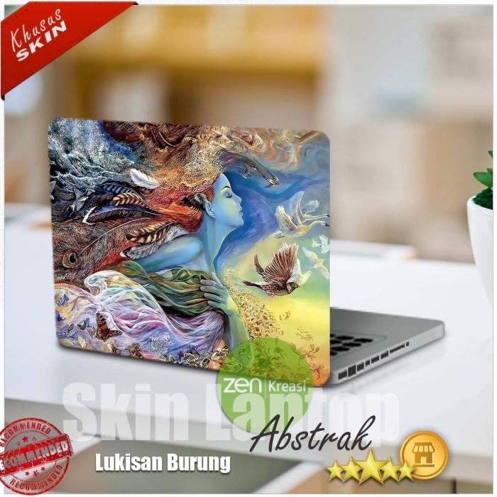 harga Garskin laptop | stiker | skin laptop lukisan burung Tokopedia.com