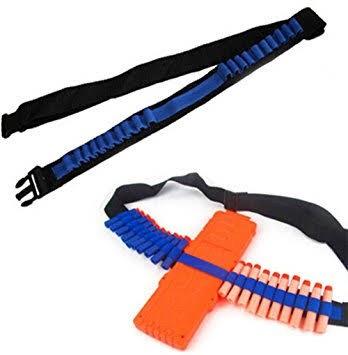 harga Shoulder strap storage 20 dart nerf - retaliator, rapidstrike, ecs 10 Tokopedia.com