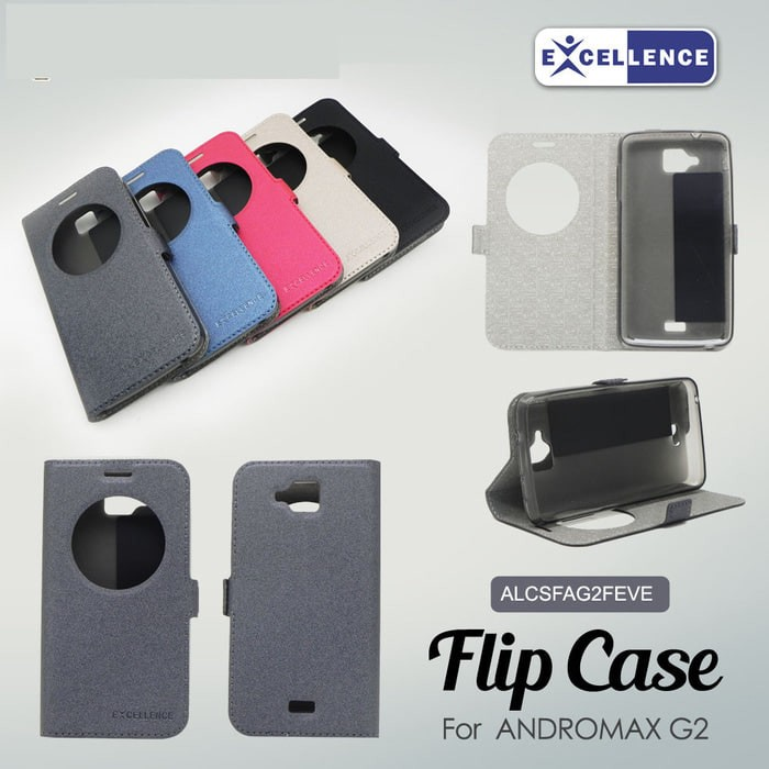 Leather Case Flip CoverFlipcover Excellence Eternity Androma T1310