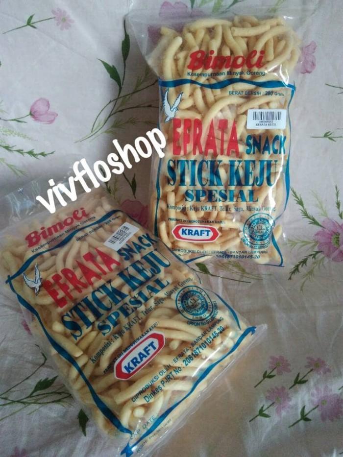 harga Stick keju efrata 200 gr (stick keju kraft) Tokopedia.com