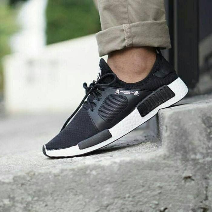 harga Adidas nmd mastermind / sepatu kets casual / running Tokopedia.com