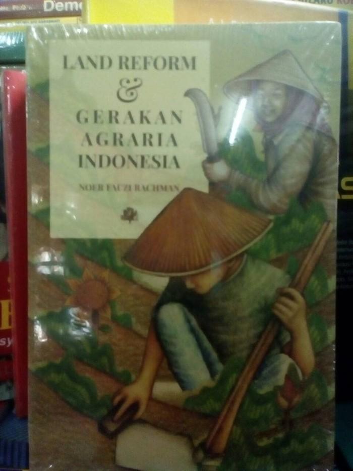 harga Land reform & gerakan agraria indonesia - noer fauzi rahman - insist Tokopedia.com