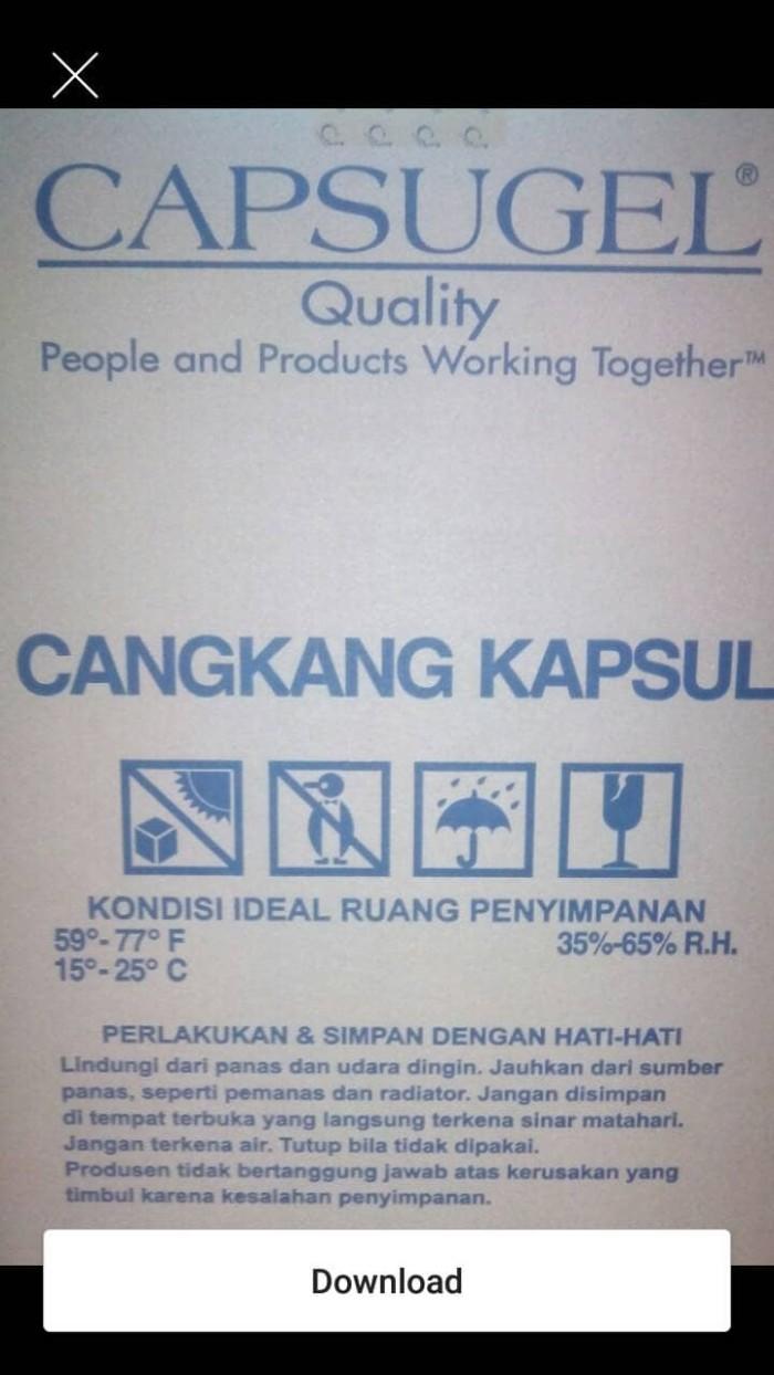 Jual Jual Cangkang Kapsul Asli Original Jakarta Pusat BROUMmedia