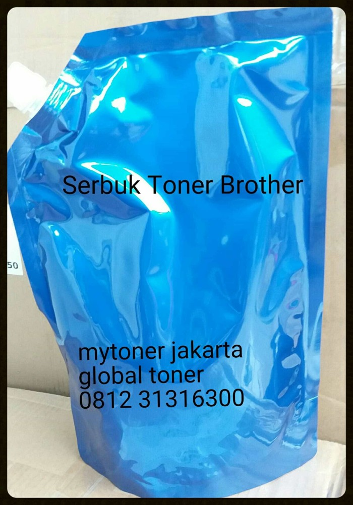 harga Serbuk toner printer laser brother dr2306 / tn2306 / 2306 / pekat Tokopedia.com