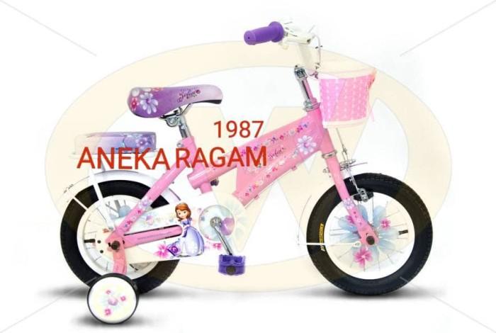 harga Sepeda anak wimcycle 12 sofia pink. Tokopedia.com