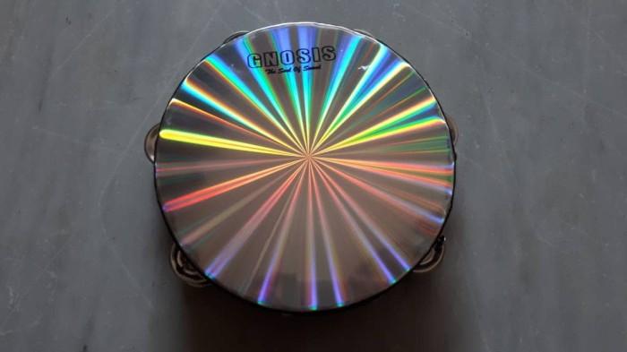 harga Tamborine (tambourine) hologram gnosis 8  double ring Tokopedia.com