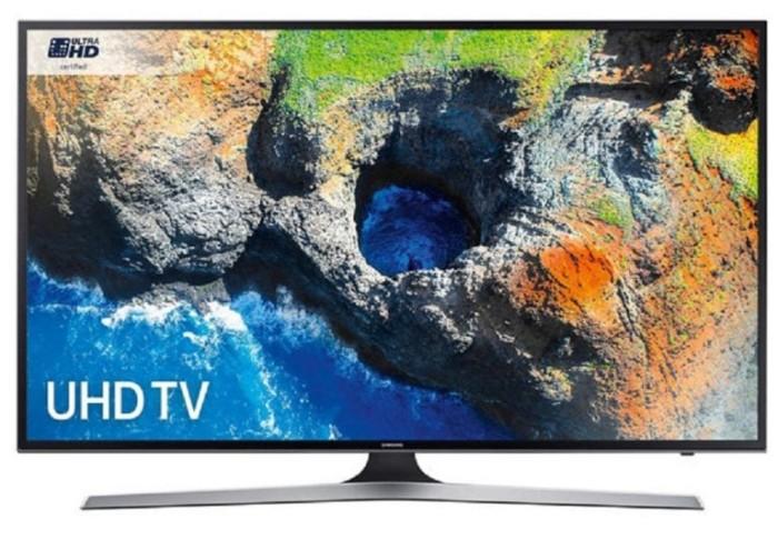 Promo tv samsung 40 inch 40mu6100 ultra hd 4k smart tv
