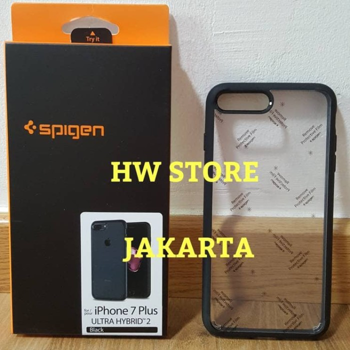 low priced 64e38 dc09f Spigen Ultra Hybrid 2 for iPhone 7 Plus
