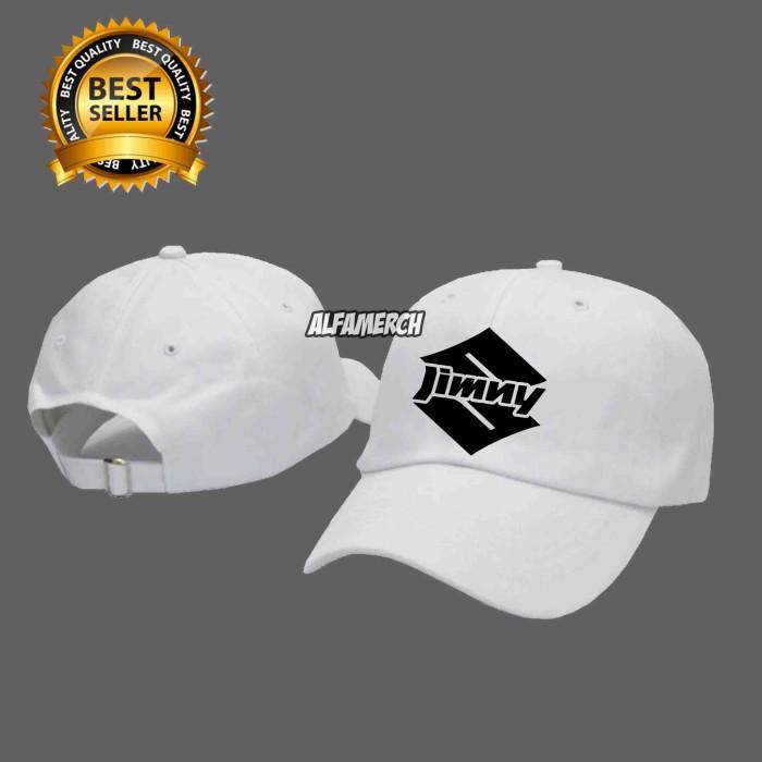 harga Topi baseball putih murah suzuki jimny keren alfamerch Tokopedia.com