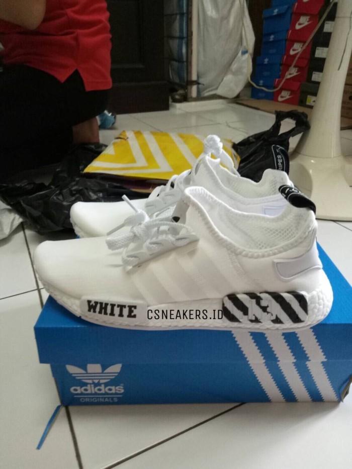 e0e7984fd11bc Jual Adidas NMD R1 x Off White Premium Original - Kab. Tangerang ...