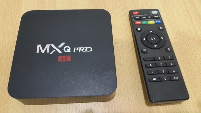 harga Android tv box mxq-pro 4k smart tv box garansi media player Tokopedia.com